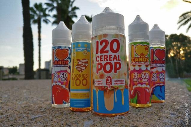 Mad Hatter Juice - Meilleur liquide Vape sur le marché