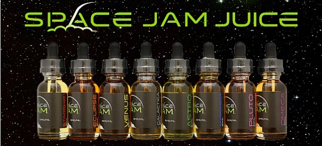 Space Jam E-Juice - MeilleurliquideE-Cig pour Vaping