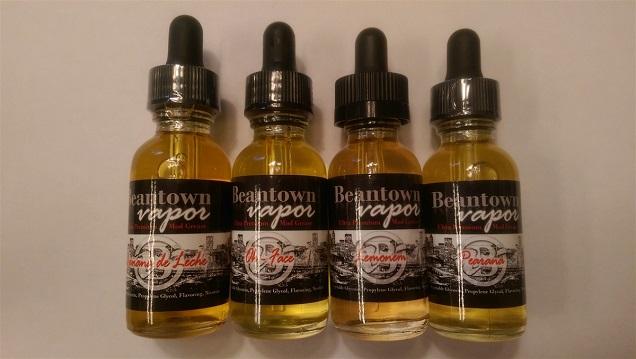 Beantown E-Liquids - Meilleurliquided'e-cigarette pour les nouveaux Vapers