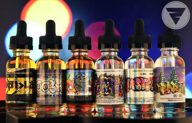 Boosted E-liquide Flavors - Meilleur vendeur deliquidede fruits