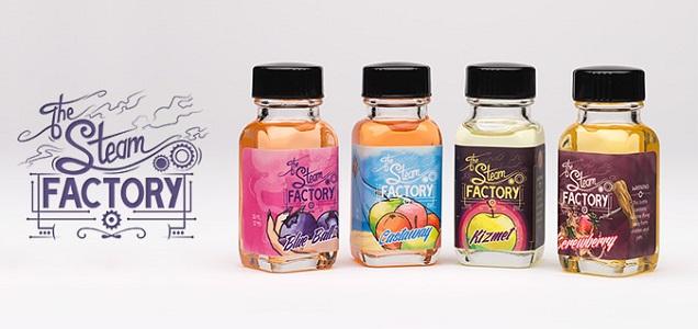 Steam Factory E-liquide - E-Juice le plus populaire pour Vapers