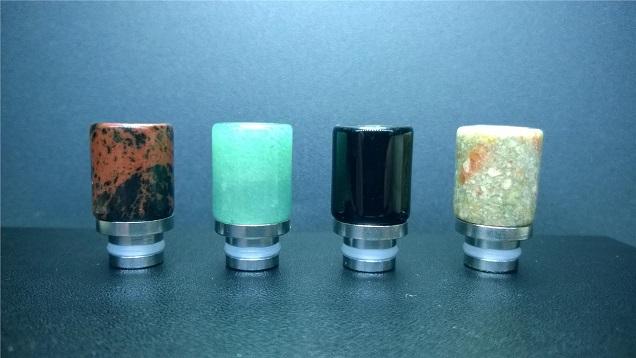 Stone Vape Drip Tips - Différents types de drip tips