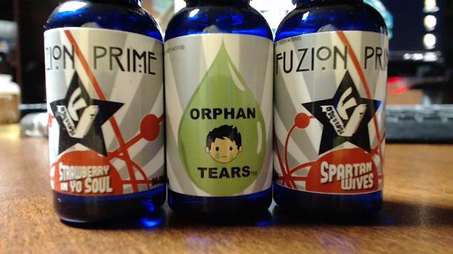 Orphan Tears - Meilleur jus de vape à la crème