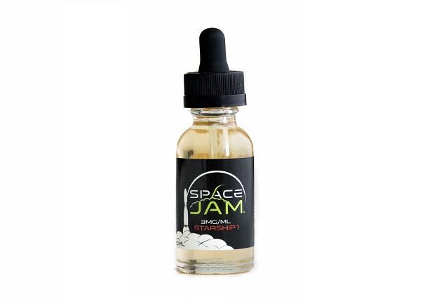 Starship 1 - Meilleur goût de jus de Custard Vape