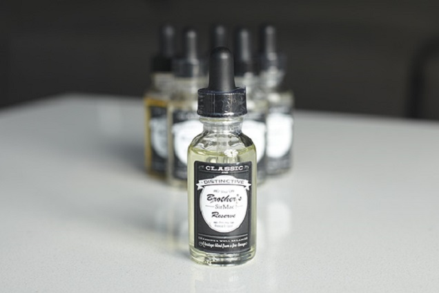 Sir Mac - Meilleures saveurs de liquides électroniques Custard