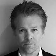 Nigel Quine, PDG de Cuts Ice, un fabricant britannique de e-liquides.