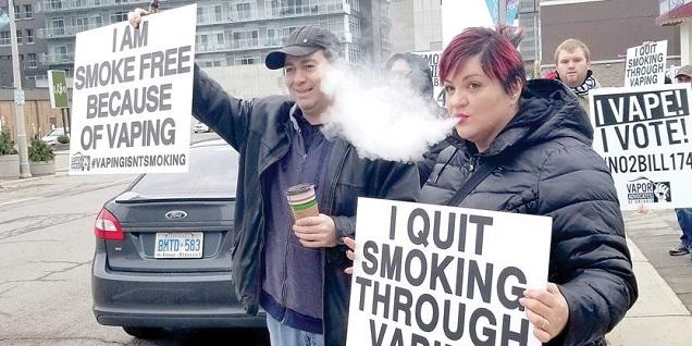 Vaping Aider les fumeurs à arrêter