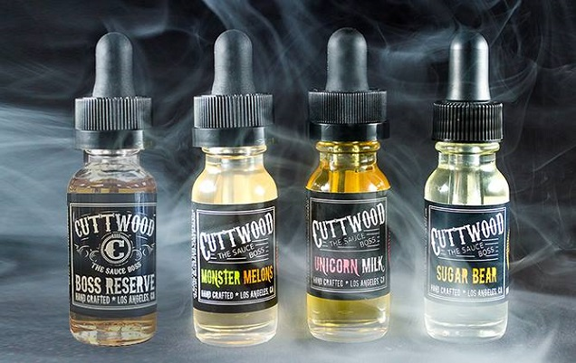 Jus de Cuttwood Vape Juice - Must-Try E-Liquid Brand