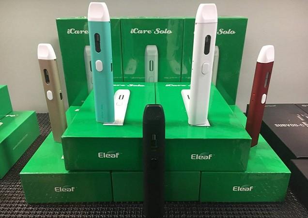 Stylo iCare Solo Vape - Meilleur stylo e-Juice Vape