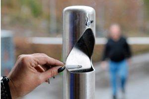 Filtre à cigarettes: facture en juillet