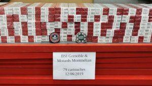 """Isère: """"arrondir les fins du mois"""" avec 798 paquets de cigarettes"""