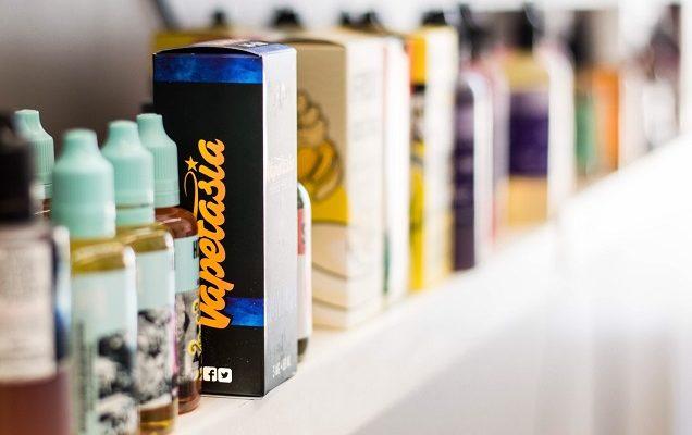 Les parfums d'e-liquide aident les fumeurs à cesser de fumer