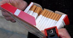 Rapport KPMG 2018: 8,6% de la consommation de cigarettes en Europe provient de la contrebande et de la contrefaçon