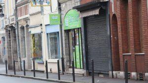 Trafic de tabac à Douai: supermarché pas très clair