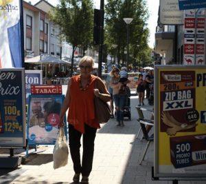 """""""Enlèvement de paquets"""": 55% des colis allemands dans les rues de Strasbourg"""