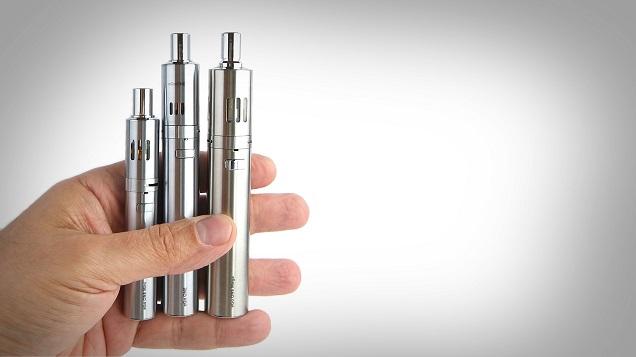 Meilleurs stylos Vape - Tailles de piles