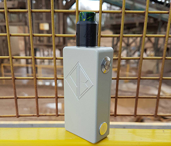 Mark de Custom Punchbox de Soul Ohm. Blog de Classic Vape Gear sur E-Cigarette Direct.