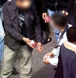 Caen: suspecté de trafic de drogue, il tombe amoureux du tabac de contrebande