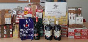 De retour d'Andorre: plein de tabac pour les bougnats