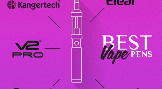 Les meilleurs vaporisateurs à stylo vape pour e-liquide