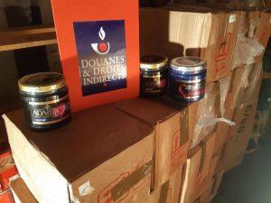 Oise: saisie de 300 kilos de tabac à chicha