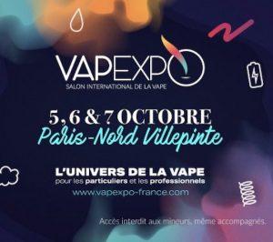 Vapexpo Paris 2019: les développements