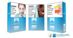 États-Unis: la FDA introduit de nouveaux avertissements sanitaires