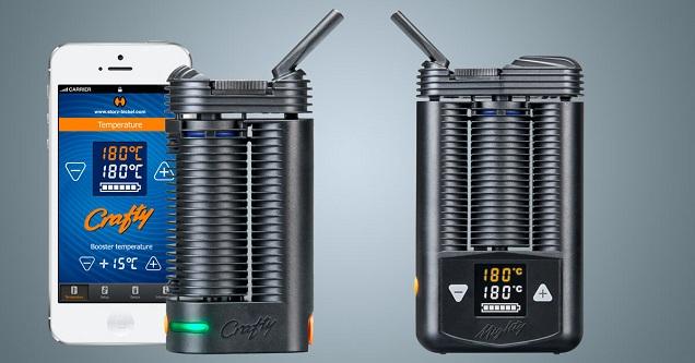 Crafty and Mighty - Les meilleurs vaporisateurs portables