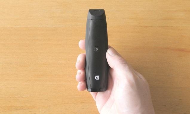 Vaporisateur d'herbes sèches portable G Pen Elite