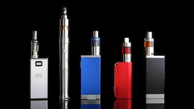 Types de cigarettes électroniques - Mods