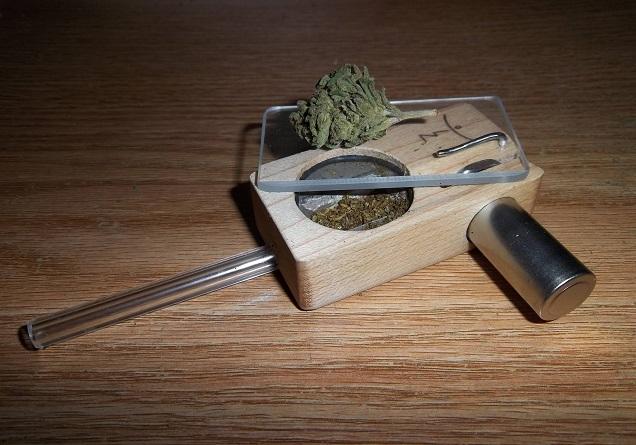 Magic Flight Launch Box - Meilleur vaporisateur d'herbe moins cher