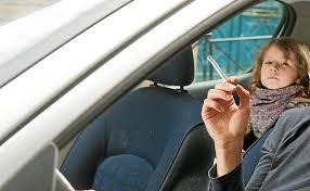 Belgique: entrée en vigueur de l'interdiction de fumer dans les voitures en présence de mineurs de moins de 16 ans
