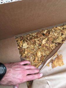 Douane: Gerald Darmanin félicite les douaniers de la hendaye avec une saisie de 21 tonnes de feuilles de tabac