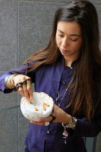 """Mégots: un """"mangeur"""" de champignons testé lors d'un festival ... il fallait y penser"""