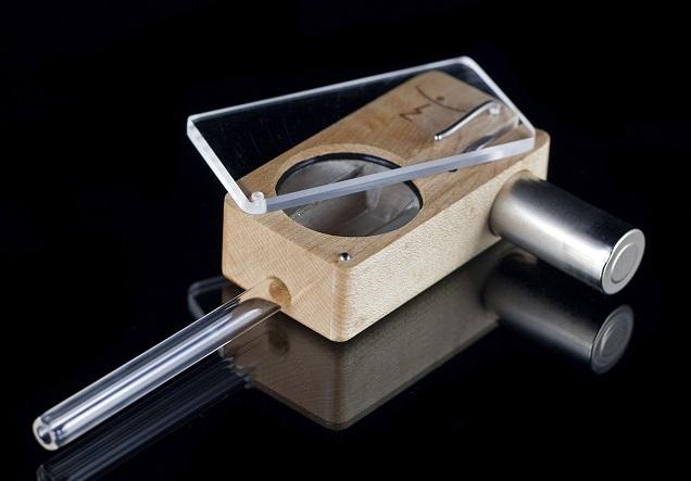 MFLB - Meilleur vaporisateur portable pour herbes sèches
