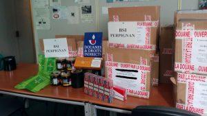 Perpignan: perturbation de l'approvisionnement en tabac de contrebande dans les supermarchés du Gard