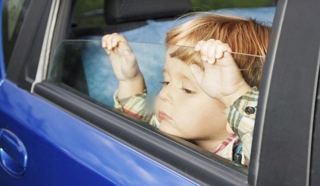 Vaping et conduite autour des enfants