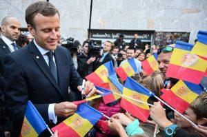 Andorre: message discret du président et du co-prince Macron