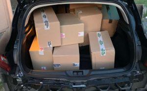 Logistique du tabac: détails des circonstances de l'attaque de deux camions par des criminels qui ont déjà été impliqués dans des affaires stupides