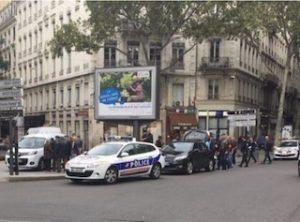 Lyon: nouvelle opération de punch au cœur des revendeurs Gabriel-Péri