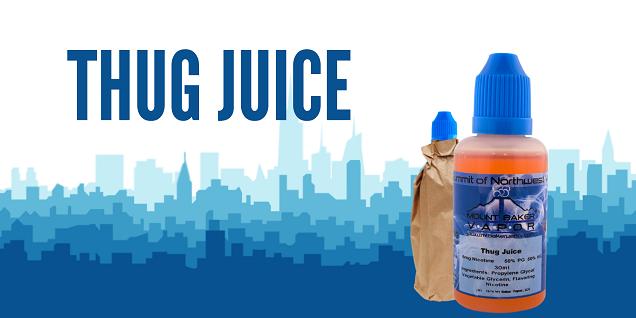 E-Liquide Thug Juice Menthol