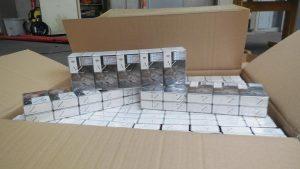 Transmanche: près de neuf tonnes de produits de contrebande saisis par les douanes
