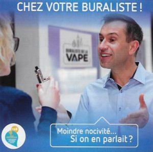 """Avec le """"Mois de la vape"""", la fédération du tabac ouvre le dialogue sur la vape"""