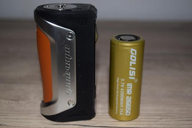 Vape Mod ne produisant pas de vapeur - Batterie