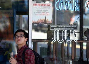 USA: Juul fait campagne contre San Francisco