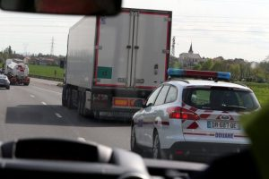 Moselle: commerce du tabac sur l'A 31 ... en cours