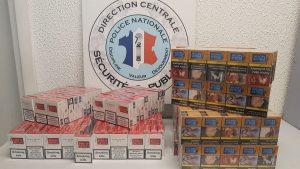 Perpignan: un supermarché comme tant d'autres ... où le tabac est passé en contrebande
