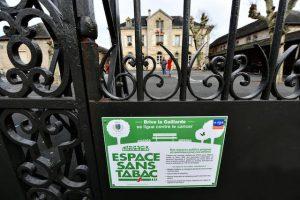 Brive: «Des espaces sans tabac et sans vapeur à la sortie des écoles