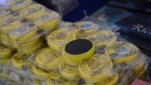 Equateur: contrebande de marchandises ... pâte de tabac