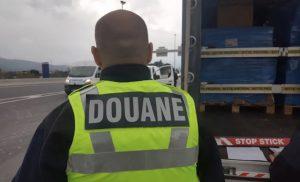 Haute-Saône: bonne saisie douanière des cigarettes de contrebande